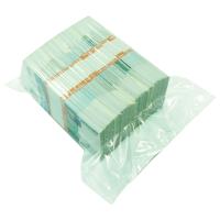 Пакеты для вакуумной упаковки купюр комплект 1000 шт., 200х300 мм, 3 слоя, 90 мкм