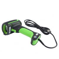 Проводной двумерный сканер штрих-кода МойPOS MSC-1901C2D USB Black/Green
