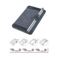 Резак роликовый (дисковый) для бумаги JIELISI/Bulros 959-2, перфорация и волнообразная резка