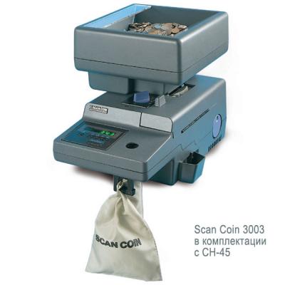 Счетчик монет Scan Coin 3003 Universal