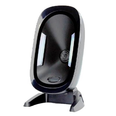 Стационарный проводной сканер штрих-кода МойPOS MSC-0666C2D USB Black