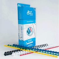 Стартовый набор пластиковых пружин 21 кольцо, диаметр от 6 до 22 мм, разный цвет, 36 шт
