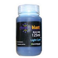 Сублимационные чернила Chromablast 125 мл, цвет light cyan/светло-синий