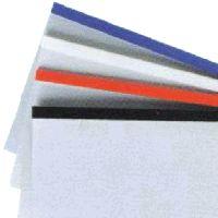 Термопапка толщина 3 мм, кол-во листов 10-30, белый, 100 шт