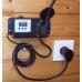 Терморегулятор Термит 9 с вилкой и розеткой