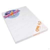 Термотрансферная бумага MagicTouch CPM 6.2 A4, 100 листов, твердая поверхность, белый тонер для лазерного принтера