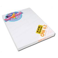 Термотрансферная бумага MagicTouch CPM 6.2 A4R, 100 листов, твердая поверхность, белый тонер для лазерного принтера
