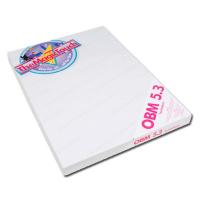 Термотрансферная бумага MagicTouch OBM 5.6 A3, 50 листов, темные и цветные ткани для лазерного принтера