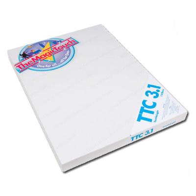 Термотрансферная бумага MagicTouch TTC 3.1 A4, 100 листов, светлые ткани