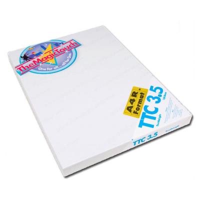 Термотрансферная бумага MagicTouch TTC 3.5 A4R, 100 листов, светлые ткани