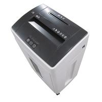 Уничтожитель бумаги (шредер) Bulros 650C белый корпус, черный верх