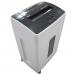 Уничтожитель бумаги (шредер) Bulros 656C белый корпус, черный верх
