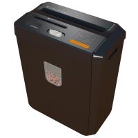 Уничтожитель бумаги (шредер) Bulros 800C черный верх