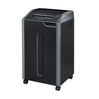 Уничтожитель бумаги (шредер) Fellowes Powershred 425I