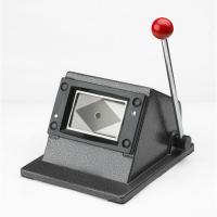 Вырубщик карт из пластика Bulros ID8860 (усиленный)