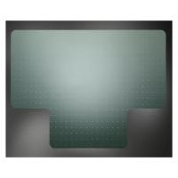 Защитный коврик напольный Clear Style 1652, 910х1210 мм