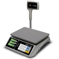 "Торговые настольные весы M-ER 328 ACPX-15.2 ""TOUCH-M"" LCD"