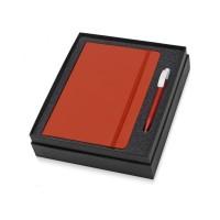 Подарочный набор Uma Vision с ручкой и блокнотом А5, красный