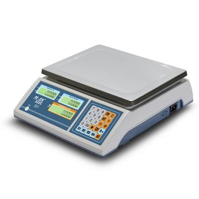 """Торговые настольные весы M-ER 322 AC-15.2 """"Ibby"""" LCD"""