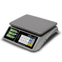 """Торговые настольные весы M-ER 328 AC-32.5 """"TOUCH-M"""" LCD RS232 и USB"""