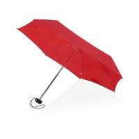 Зонт складной Stella, механический 18, красный