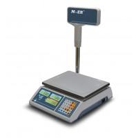 "Торговые настольные весы M-ER 322 ACPX-15.2 ""Ibby"" LCD"