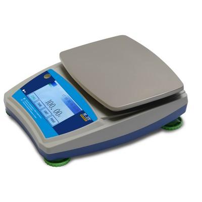 Лабораторные весы M-ER 123 АCF-1500.05 SENSOMATIC TFT
