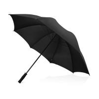 Зонт Yfke противоштормовой 30, черный трость