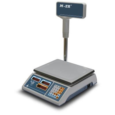 """Торговые настольные весы M-ER 322 ACPX-32.5 """"Ibby"""" LED"""
