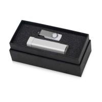 Подарочный набор Flashbank с флешкой и зарядным устройством, белый
