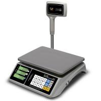 "Торговые настольные весы M-ER 328 ACPX-32.5 ""TOUCH-M"" LCD"